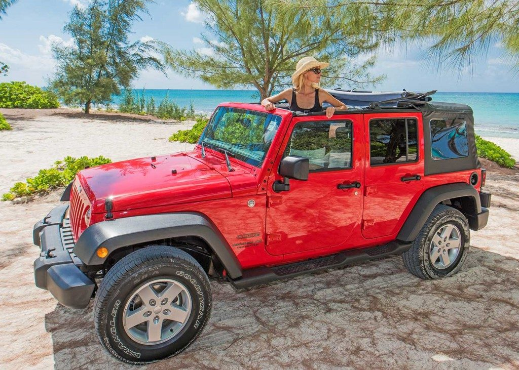 jeep 4 door avis car hire avis car hire grand cayman cayman islands. Black Bedroom Furniture Sets. Home Design Ideas